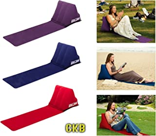 CKB LTD® Chill out Portable Travel Inflatable Lounger with