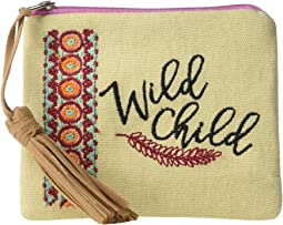 Wild Child Coin Purse