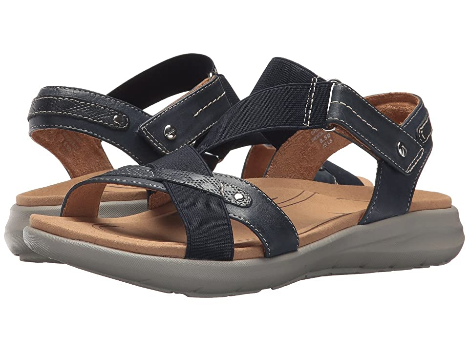 Earth Bali (Indigo Blue Soft Leather) Women