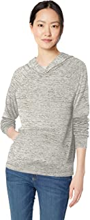 Amazon Brand - Daily Ritual Women's Supersoft Terry Popover Sweatshirt