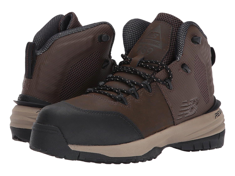 (ニューバランス) New Balance メンズブーツ?靴 989v1 Brown/Brown 9.5 (27.5cm) EE - Wide
