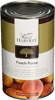Vintner's Harvest Fruit Puree - Peach 3 lbs 1 oz.