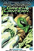 Hal Jordan & the Green Lantern Corps TP Vol 1 Sinestros Law (Rebirth)