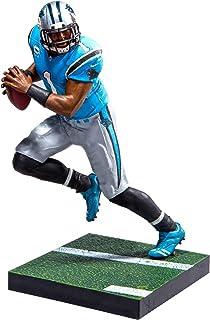 McFarlane Toys EA Sports Madden NFL 17 Ultimate Team Cam Newton Carolina Panthers Action Figure
