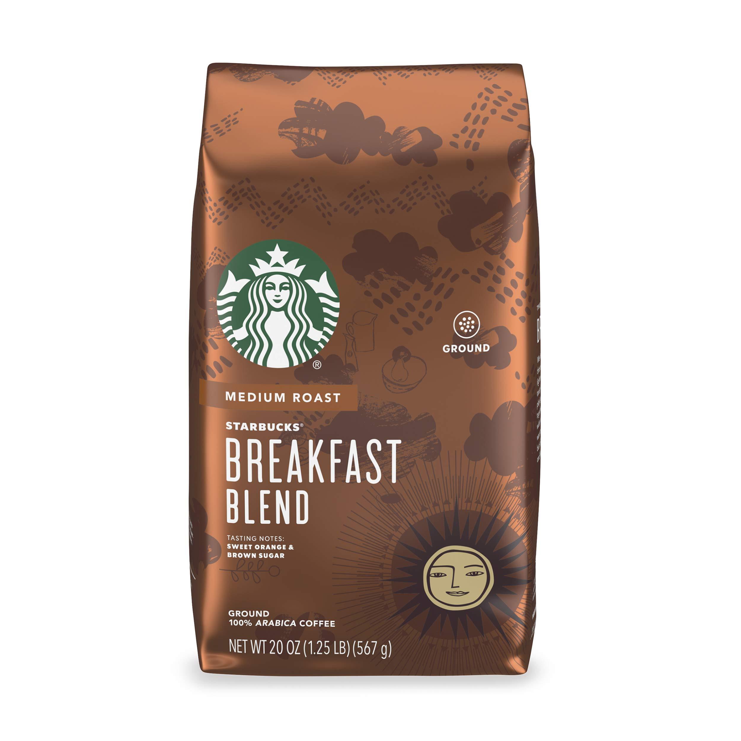 Starbucks Breakfast Instant Coffee