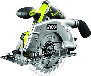 Ryobi R18CS-0 ONE+ 18 V Cordless Circular Saw, 165 mm (Body Only)
