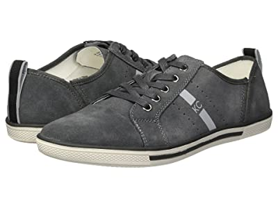 Kenneth Cole Reaction Center Low (Grey Suede) Men