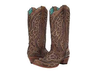 Corral Boots E1526 (Golden) Women