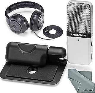 Best samson go mic compact usb microphone Reviews