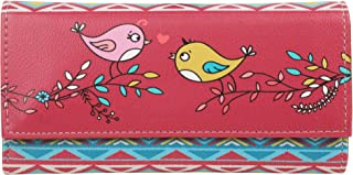 ShopMantra Multicolored Canvas Women's Wallet (LW00000243)