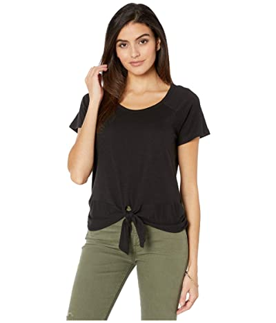 Sanctuary Lou Ruched Tie Tee