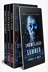 The Battles of Coldstone's Summit (Books 1-4 of the Snowflakes Series): A Dark Fantasy Horror Boxed Set Kindle Edition