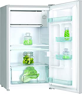 Nikai Single Door Refrigerator - Silver, NRF125SS/1