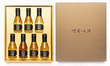 日本酒 の最長23年 熟成 ビンテージ を厳選した プレミアムギフト 『 光 -HIKARI- 』Vintage1997-2009 7銘柄【限定500】贈答品 結婚式 内祝 古希 還暦