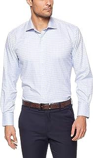 Van Heusen Men's Euro Fit Black Label Business Shirt