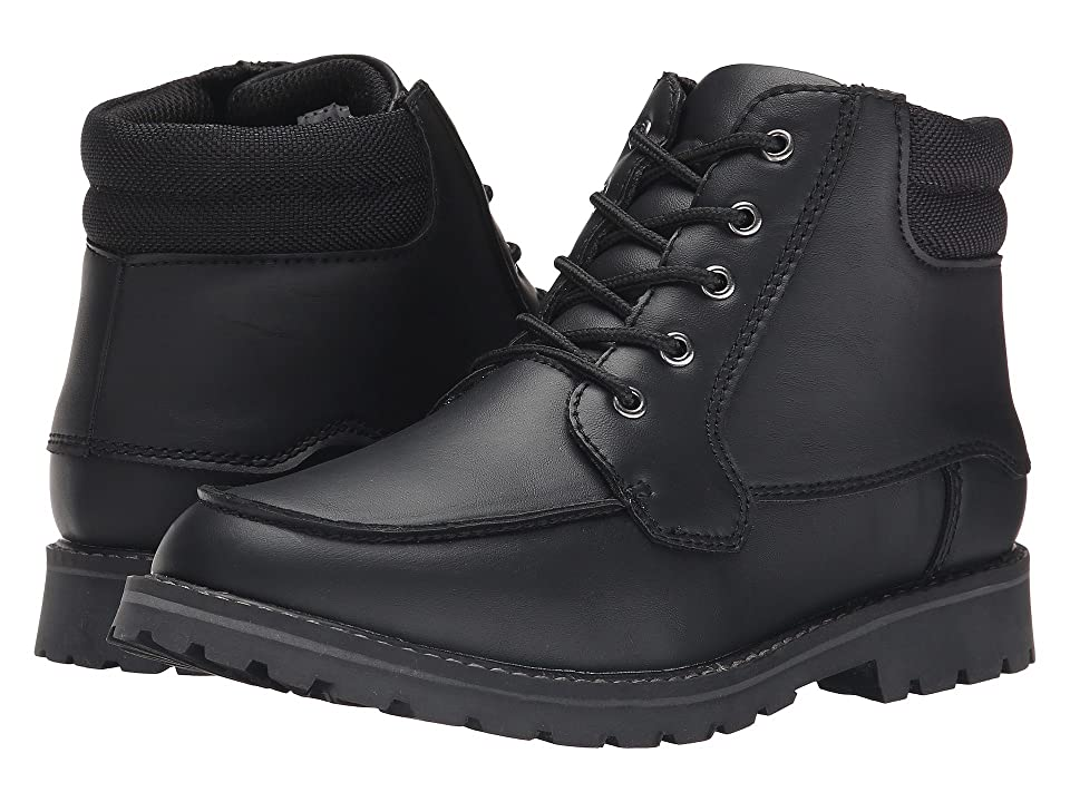Stacy Adams Kids Passage (Little Kid/Big Kid) (Black) Boys Shoes