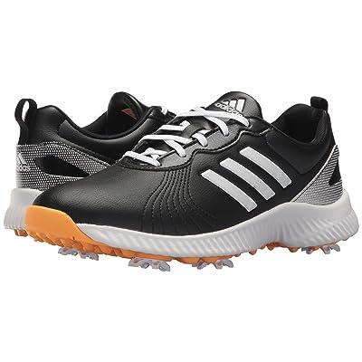 adidas Golf Response Bounce (Core Black/Footwear White/Real Gold) Women