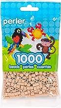 Perler 80-15205 Beads, Brown
