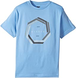 VISSLA Kids - Cyclone T-Shirt (Big Kids)