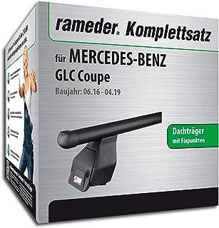 Rameder Komplettsatz, Dachträger Tema für Mercedes Benz GLC Coupe (118846 36676 1)