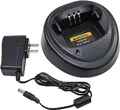 abcGoodefg Ni-MH Ni-CD Li-ion Battery Rapid Quick Charger for Motorola Radios CP040 CP140 CP150 CP160 CP180 CP340 CP360 CP380 GP3138 GP3688 PM400 PR400 EP450