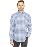 Classic Fit Hawkins On-The-Go Performance Button-Down Shirt