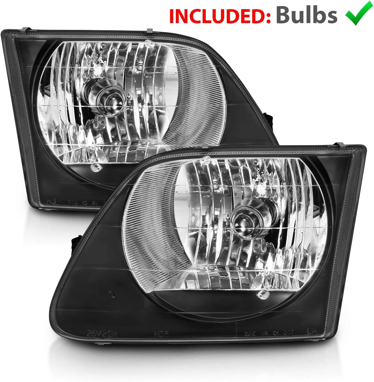 AmeriLite G2 Black Main High for Beam Replacement Low Year-end annual account New Shipping Free Shipping Headlights