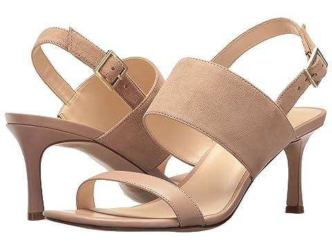 Orilla Heel Sandal by Nine West