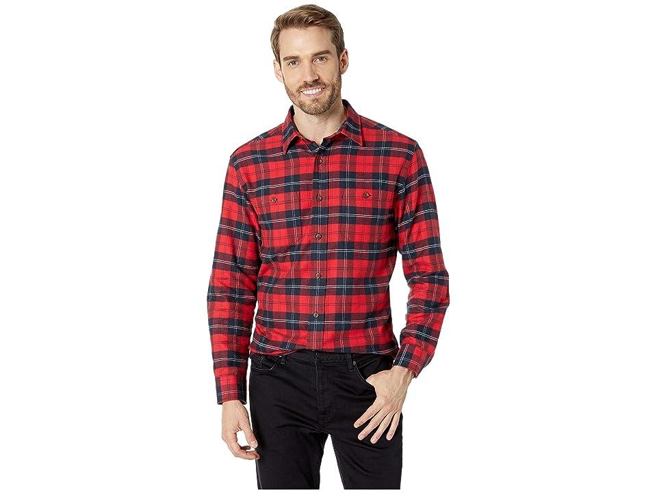 Pendleton Hawthorne Flannel Shirt (Ramsay Tartan) Men