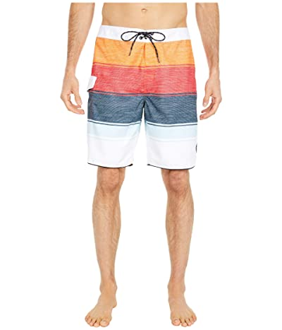 Rip Curl All Time Boardshorts (Red Orange) Men