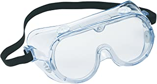 3M 91252-80024-10 Chemical Splash/Impact Goggle, 10-Pack