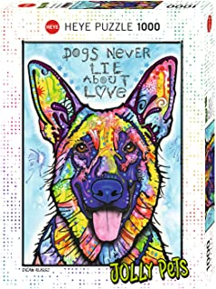 dogs never lie about love puzzle