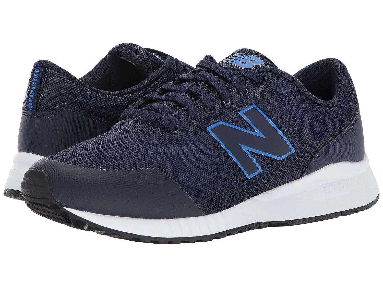(ニューバランス) New Balance メンズランニングシューズ?スニーカー?靴 MRL005 Navy/Royal ネイビー/ロイヤル 9.5 (27.5cm) D
