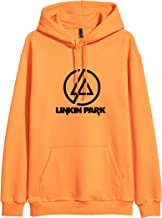BAGHADBILLO LINKINPARK Printed Unisex Cotton Hoodies Sweatshirt for Men and Women