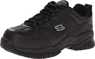 Giày cao cấp nam – for Work Men's Soft Stride-Chatham Lace-Up Slip Resistant Sneaker