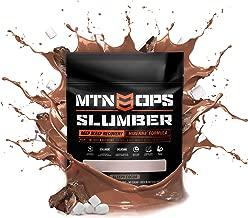 MTN OPS Slumber Deep Sleep Aid & Muscle Recovery Supplement - 30 Servings, Sleepy Cocoa