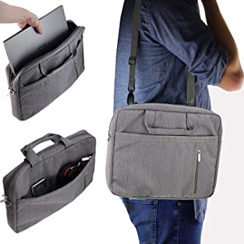 Navitech Grey Graphics Tablet Case//Bag Compatible with The Wacom Intuos Pro Pen Tablet Medium