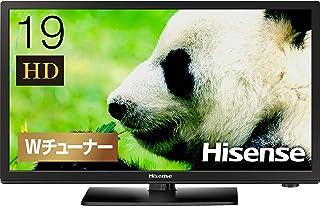 ハイセンス Hisense 19V型 液晶テレビ -外付けHDD録画対応(裏番組録画)/メーカー3年保証- 19A50