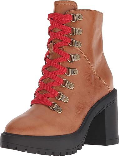 Steve Madden Wohommes Royce Fashion démarrage, Cognac Leather, 9.5 M M US  prendre jusqu'à 70% de réduction