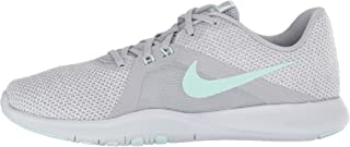 Nike Women's Flex Trainer 8 Cross (11 D US, Wolf Grey Igloo White Platinum)