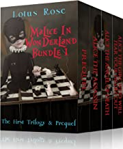 Malice in Wonderland Bundle 1: The First Trilogy & Prequel (Malice in Wonderland Bundles)
