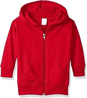 Baby Infant Premium Fleece Zip Sweatshirt Hoodie