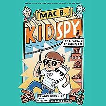 The Sound of Danger: Mac B., Kid Spy, Book 5