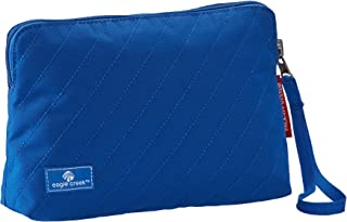 Eagle Creek Pack-It Quilted Reversible Wrist, Small, Blue Sea
