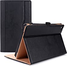 ProCase All-New Amazon Fire HD 8 Case (2016 6th Generation), Stand Folio Folding Protective Cover for Fire HD 8 Tablet (6th Gen, 2016 Release) -Black