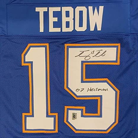 tim tebow florida jersey for sale