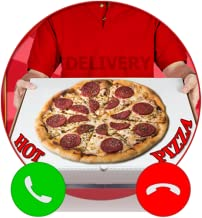PIZZA Delivery Fake CALL Prank