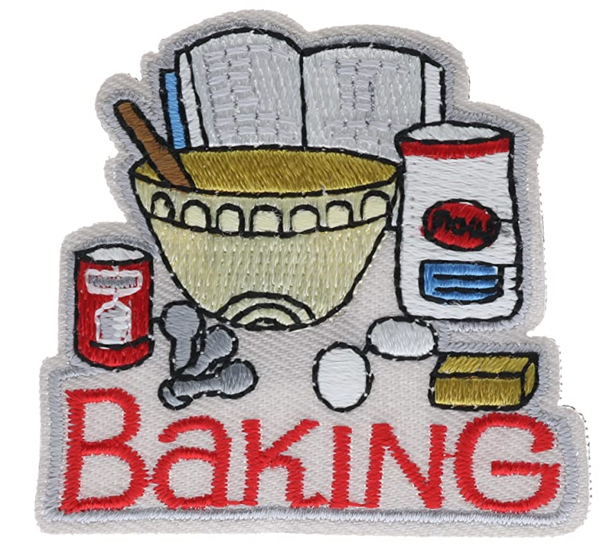 Baking Small 2 inch Patch Ava2710
