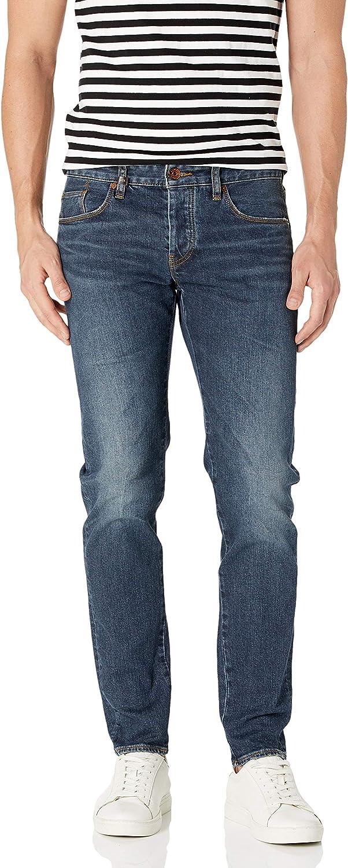 Manufacturer direct delivery AX Armani Exchange Men's Skinny Medium Dark Wash Max 77% OFF Denim