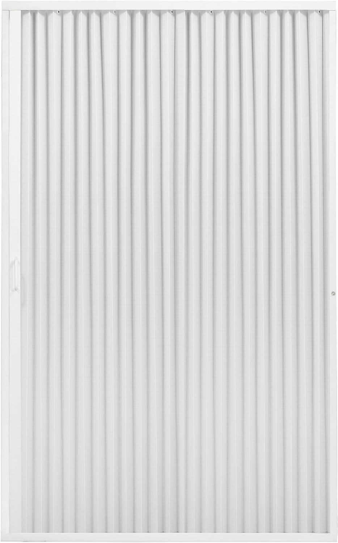 RecPro RV Over item handling ☆ Shower Doors Pleated White Folding Outlet SALE